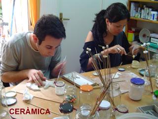 alumnes ceràmica 2