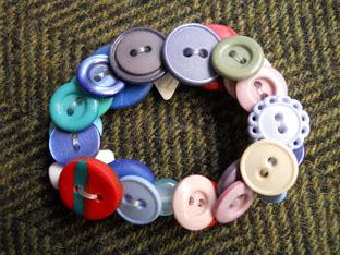 desembre pulsera amb botons