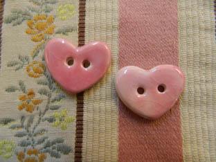 cor mitjà rosa botons