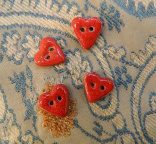 cors petits botons