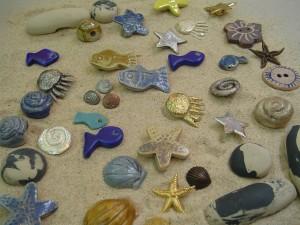 colecció fondo del mar