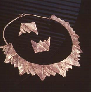 coleccion acrópolis Collar Fedra