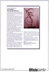 prensa Oficio y Arte 2008