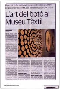 prensa A Terrassa 22 septiembre 2008
