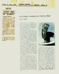 prensa la mañana y batik 1979