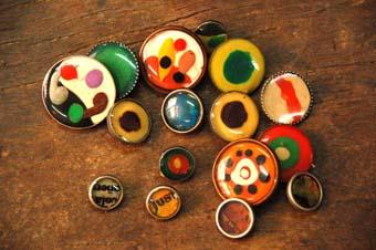 botones de resinas varios modelos