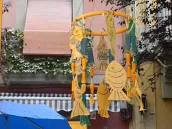 Aparador de Peixos per la Festa Major de Gràcia 2014