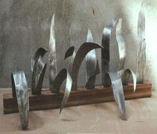 esculturas de madera apidistra