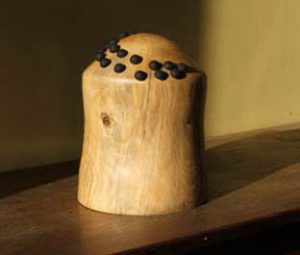 esculturas de madera arrastre