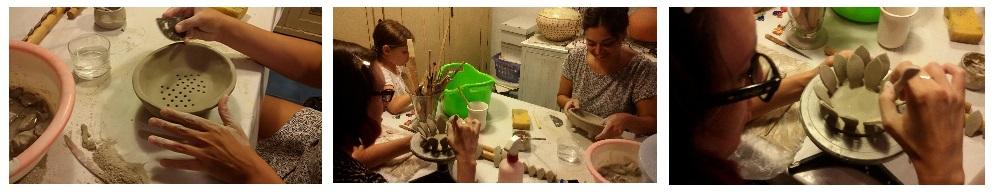 curs de cerámica per cartell