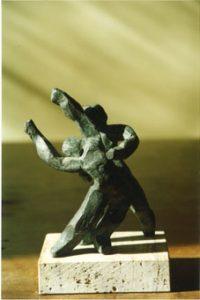 esculturas de bronce Balet