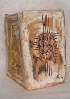 Esculturas de cerámica Masai