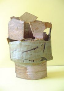 esculturas de cerámica Cap de Cebu