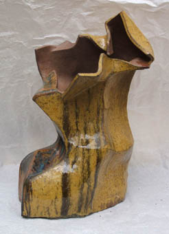 Esculturas de cerámica Enclusa