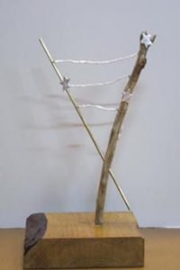 esculturas concuentas Lira