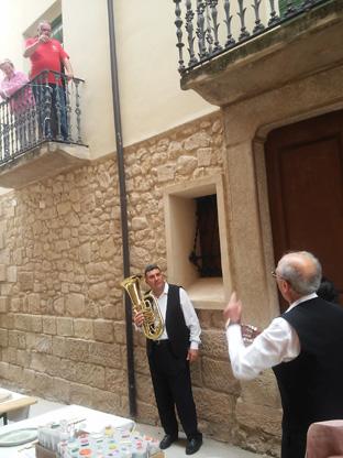 X mostra d'art i oficis d'Ascó rondalles al nostre veí