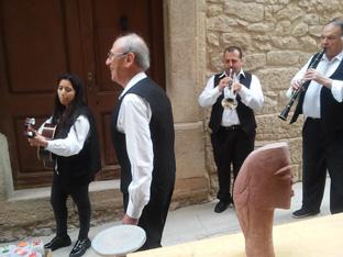 X mostra d'art i oficis d'Ascó rondalles davant nostre