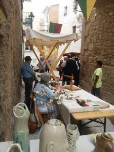 X mostra d'art i oficis d'Ascó rondalles pel nostre carrer